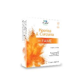 Piperina & Curcuma -Fame