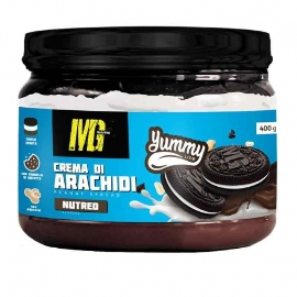 Yummy Line Crema Di Arachidi Nutreo 400g