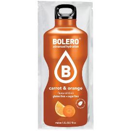 BOLERO DRINKS CARROT E ORANGE  BUSTIINE DA 9 GR