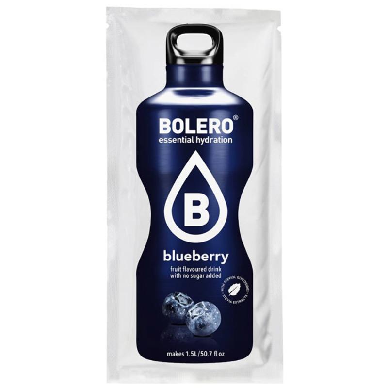 BOLERO DRINKS MIRTILLO BUSTIINE DA 9 GR