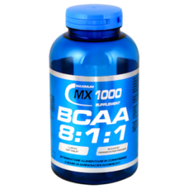 BCAA 8.1.1 250 Cpr