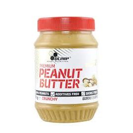 PREMIUM PEANUT BUTTER CRUNCHY - OLIMP SPORT NUTRITION