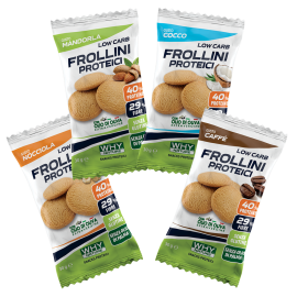 LOW CARB FCARB FROLLINI...
