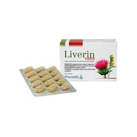 Liverin Forte 60 cpr