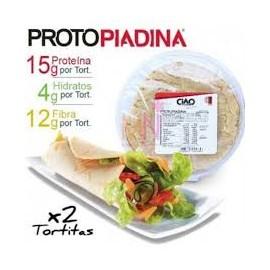 Piadina Proteica 2x50g-Stage 1