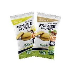 LOW CARB FRISBEE PROTEICI 36g