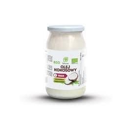 Olio di cocco Bio Vergine...
