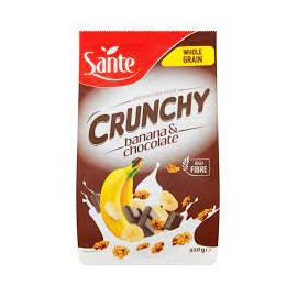 Crunchy banana with...