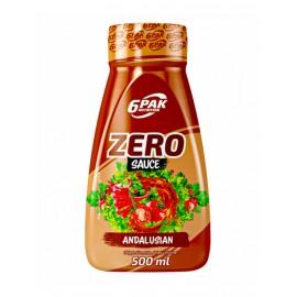 6PAK Nutrition Sauce ZERO...