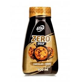 6PAK Nutrition Syrup ZERO...