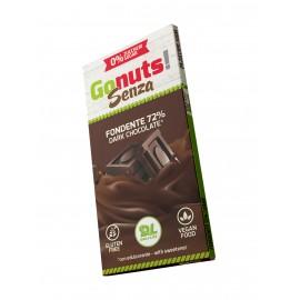 Daily Life Gonuts! Senza - Cioccolato Fondente 72%